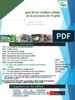 GESTION INTEGRAL DE RESIDUOS SOLIDOS TRUJILLO