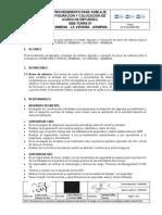 OCS-04-GEB-004 Procedimiento para Doblaje, figuración y colocación de acero de refuerzo. V1