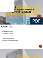 KHRI-Webinar(23-04-2020)- Injection Grouting for Concrete Repair-Shri S Seshadri(BASF)