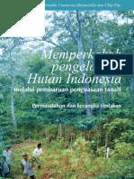 Agraria Reformasi Hutan Agroforestry