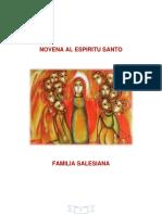 NOVENA AL ESPIRITU SANTO - FAMILIA SALESIANA