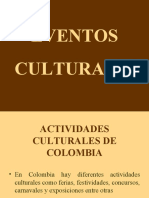 3. Eventos Culturales.ppt