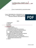GESTIÓN DE RIESGOS DE OBRA EN EJECUCIÓN