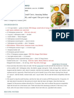 Instant Pot Lentil Curry _ Well Plated by Erin KM Edits