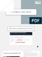 tutorial Cell Paint