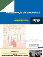 Fisiopatologia obesidad