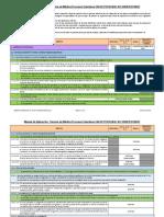 Criterios interpretativos del Baremo para personal NO UNIVERSITARIO