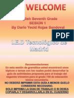 Gramática 7 Segundo Trimestre