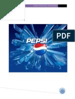 pepsi cola human resource management Project