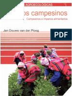 4. Van der Ploeg. Nuevos campesinos.