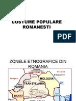 Costume Populare Romanesti