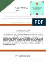 MODULO 1 - ASPECTOS BASICOS Y MARCO GENERAL