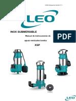 leo-xsp-manual-instruction  XSP18-12-1.3ID