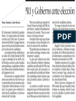 19.01.2006 Cierran filas PRI y Gobierno ante elección