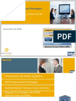 Politec Enhancement Packages SAP ERP 60 NW Final