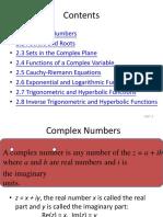 bilangan dan fungsi kompleks 2020