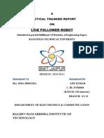 Ajit Trainig Report