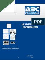 MATERIALES DE CONCRETO ABC