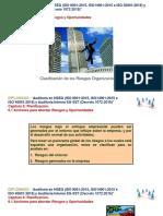 CLASIFICACION DE RIESGOS ORGANIZACIONALES Y METODOLOGIA RISICAR