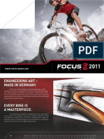Focus 2011 MTB