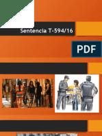 Sentencia T-594 w.pptx