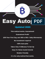 Bitcoin 200$ A Day One Time Setup 100% Working Method