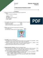 1. TRABAJO DE INVESTIGACIÓN