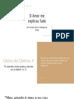 TDC 5 - O Amor me explicou Tudo - Amor e Destino