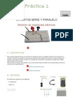 Practica 1 Circuito serie y paralelo