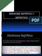 SINDROME NEFRITICO Y NEFROTICO 2.