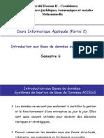 Cours Info Appliquée S6_2020