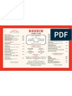 Boudin Bakery Cafe Menu 3 07