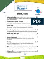 6 Buoyancy test