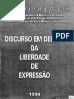 Discurso em defesa da liberdade de expressão - Oliveira Sérgio.pdf