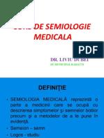 Curs de Semiologie Medicala