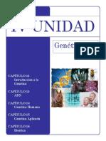 Unidad IV - Genética - 2009