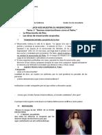 Ficha 2, Obras de misericordia corporales, 2-o sec. Completo.docx