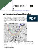 Amsterdam - Mini Guida