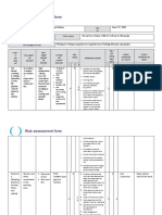 iosh-risk-assessment-project-(MUSTAFA ADNAN SHABAN)