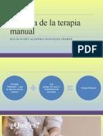 1. Historia de la terapia manual