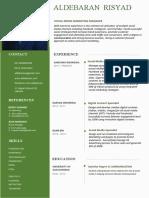 CV Template 5