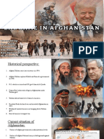 End Game in Afghanistan