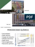 P2 - PERIODICIDAD QUÍMICA