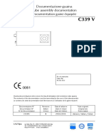 Housing Documentation - C339V