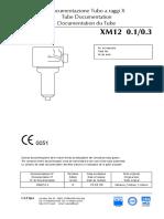 Tube Documentation - XM12