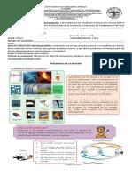 guía 3 octavo química inclusiva