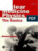 Nuclear Medicine Physics The Basics 6 Edn (2004).pdf