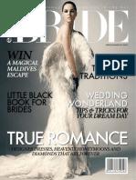 Emirates Bride | Spring/Summer 2011