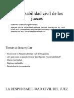 Responsabilidad civil de los jueces CONADE CIVIL 2017 ok.pptx