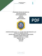 INTERPRETACIÓN DE LEY GENERAL DE SALUD II, VI Y XII.docx